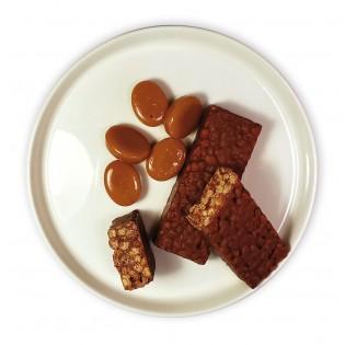 Barres caramel Crips
