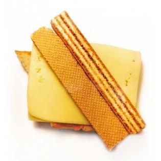 Gaufrettes arôme sandwich fromage.