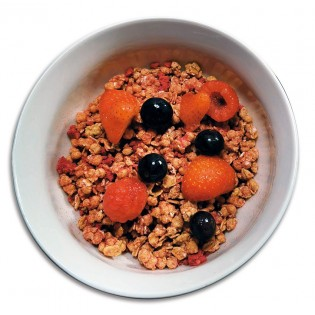 Müesli Fruits Rouges.