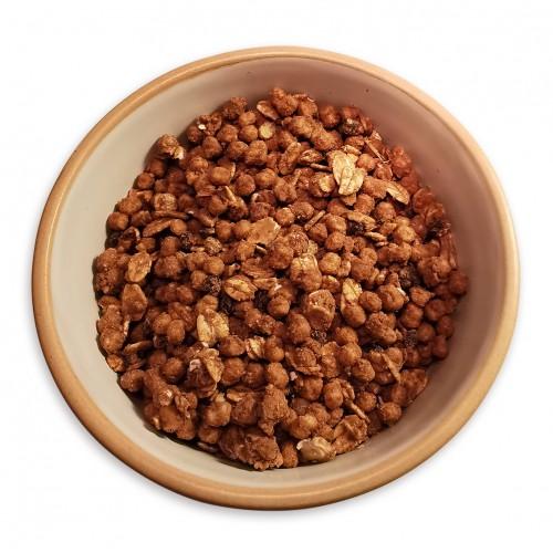Müesli Choco Caramel.