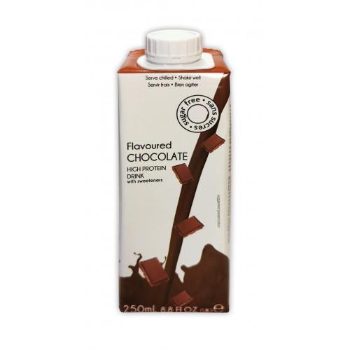 Brique Chocolat.