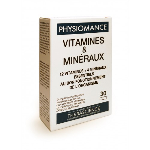 Vitamines & Minéraux.