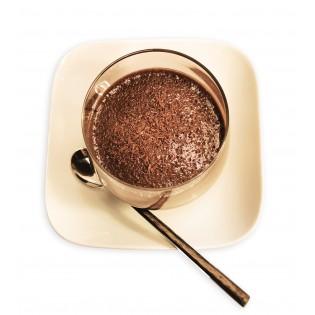 Flan Chocolat.