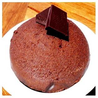 Entremet Chocolat Noir