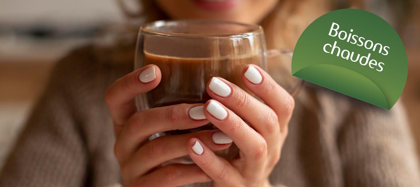 préparations pour boissons chaudes Cétodiet pour régime protéiné Cétodiet