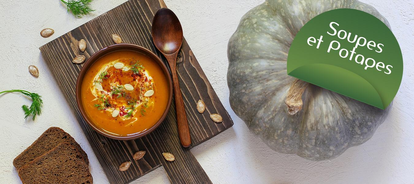 soupes et potages protéinés pour régime hyperprotéiné Cétodiet